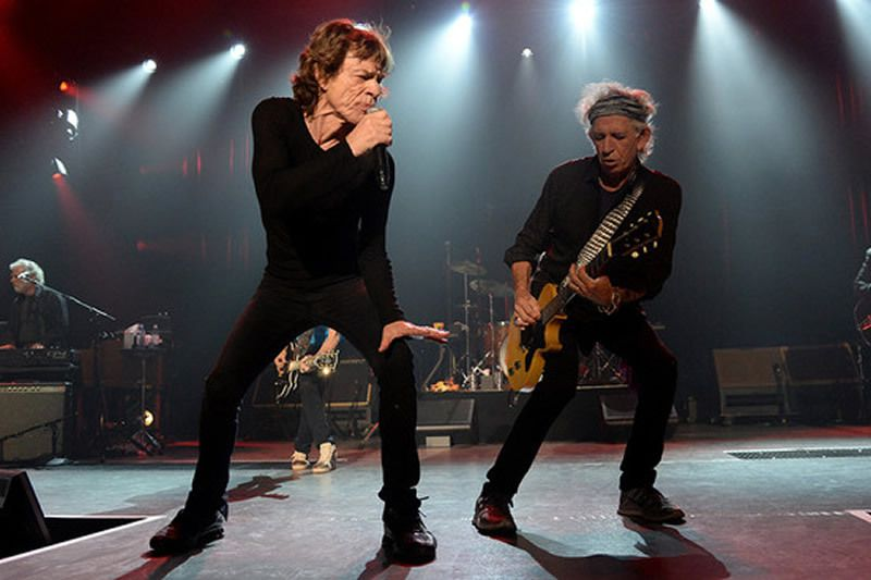 Keith Richards says he's 'ready' to record The Rolling Stones' next album