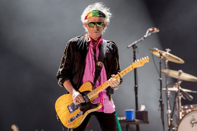 Keith Richards backs Mick Jagger plan to make new Rolling Stones album