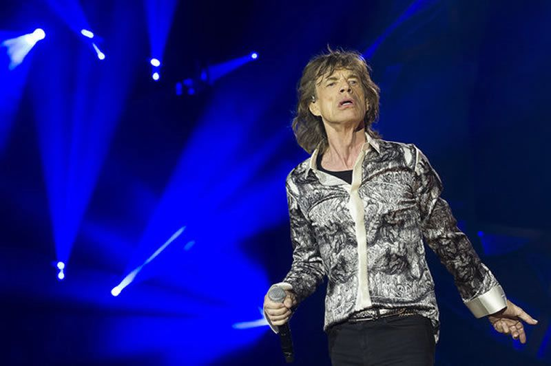 Mick Jagger and the Rolling Stones performed in Oslo, Norway, on May 26