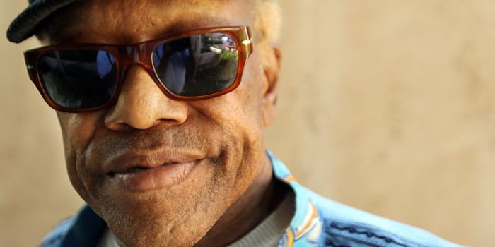 Musician Bobby Womack poses for a portrait on Friday, June 22, 2012 in Los Angeles