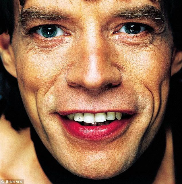 'This for me hasn't been a personal indulgence, it's about trying to work out something that would be an incredible experience,' said Mick Jagger of Exhibitionism to be held in London next year (Apr-Sept)