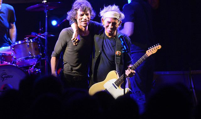 Keith Richards reveals he has never listened to Mick Jagger's 'egotistical' solo albums