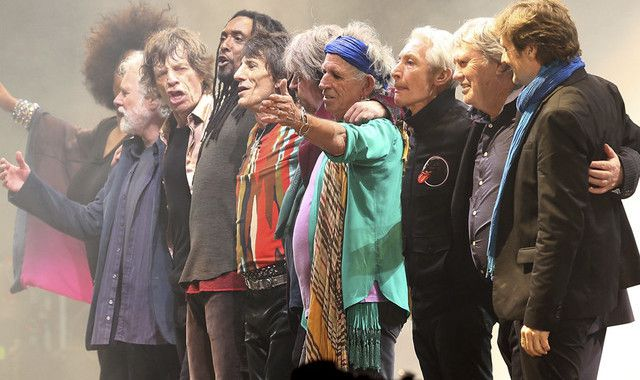 The Rolling Stones to tour Latin America in 2016