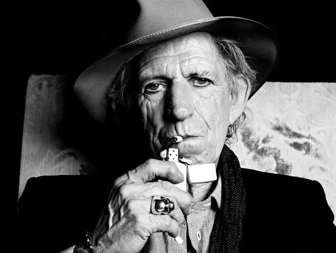 The latest record by Keith Richards, now 71, is his first solo outing in 23 years