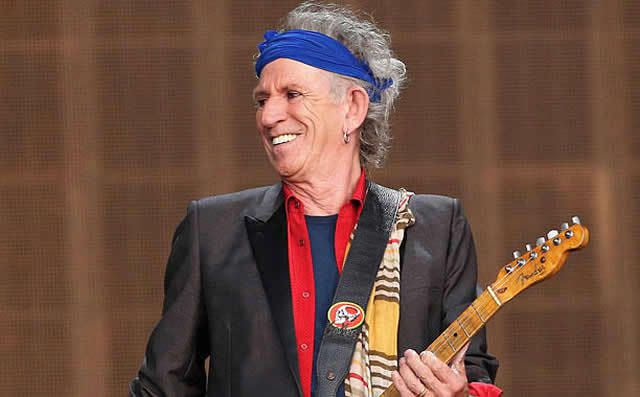 Keith Richards to release Crosseyed Heart, first solo album in 20 years