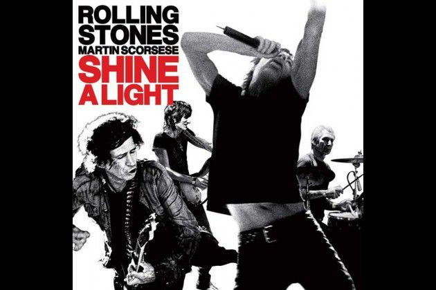 4. 'Shine a Light' (2008) : Maybe it was the small club atmosphere. Or maybe it was because Martin Scorsese was filming the whole thing for a concert film. Either way, the Stones make a great showing on this two-LP set, which was recorded over two nights in New York City in 2006. The concerts themselves stayed away from the band's current album, 'A Bigger Bang,' and instead focused on classics and stage obscurities. Not even the superfluous guest spots (from Christina Aguilera, Jack White and others) weigh it down.