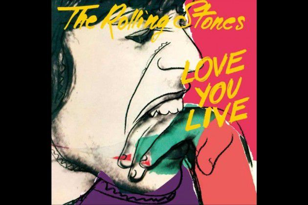 8. 'Love You Live' (1977) : Here's where it all started falling apart for the group. Culled from the Stones' soul-draining 1975-76 tour, along with a pair of club shows in Toronto from 1977 (right after Keith Richards' famous bust), 'Love You Live' is a mess. Nobody could agree on the track listing, the performances are languid at best and not one Stone seems to be having a good time. It's no surprise that many of the songs were later overdubbed to make it palatable to fans' ears.