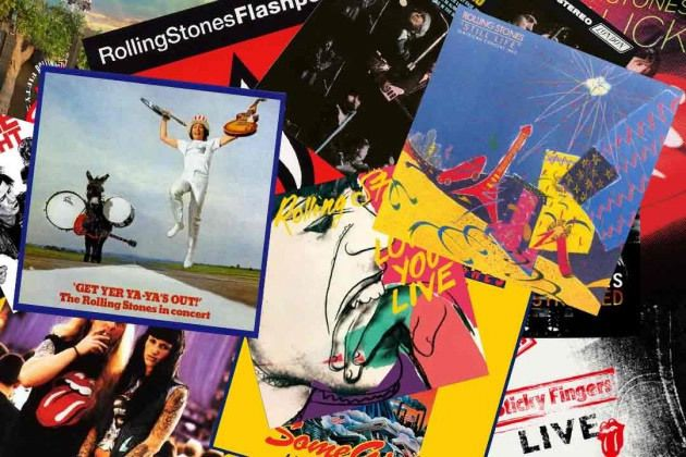 Rolling Stones Live Albums, Ranked Worst to Best : From their first, vibrant (but barely discernible) live recording to latter-day cash-ins, we take a look at the band's various concert LPs over the years.