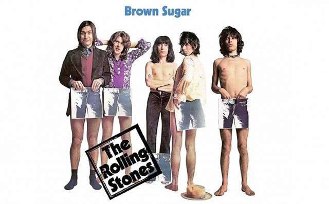 Rolling Stones release alternate version of 'Brown Sugar' featuring Eric Clapton