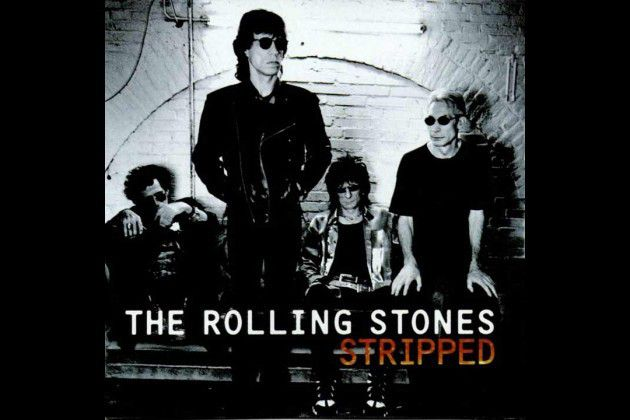 "3. 'Stripped' (1995) : The Stones' best live album in a quarter-century isn't a total concert experience: The band recorded some songs live in the studio. Pulled together from various 'Voodoo Lounge' tour dates, 'Stripped' is mostly an unplugged record filled with classic songs (nothing from the forgettable 'Voodoo Lounge' shows up). The reworked versions breathe new life into cuts the Stones rarely played onstage -- from 'Let It Bleed' and 'Exile on Main St.' gems to a cover of Bob Dylan's ""Like a Rolling Stone."""