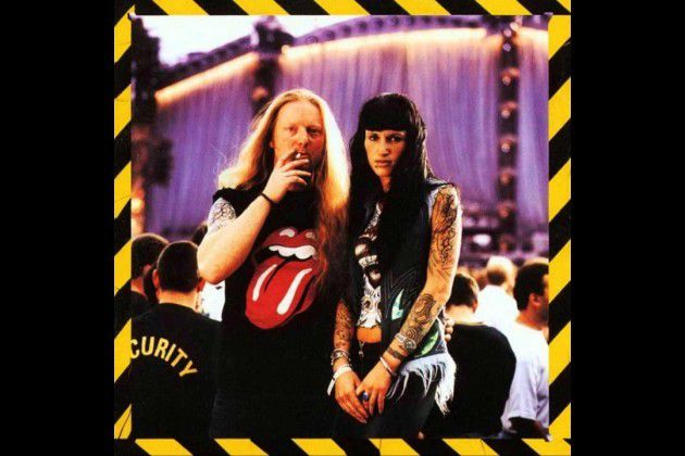 9. 'No Security' (1998) : The Stones, aware that fans were getting tired of hearing the same songs again and again on their live albums, loaded 'No Security' with obscurities. Only problem, they're taken from the Bridges to Babylon Tour (not exactly a highlight of the band's career) and include guest spots from the likes of Dave Matthews and jazz saxophonist Joshua Redman. The uninspired track listing feels like barrel-scraping by this point.