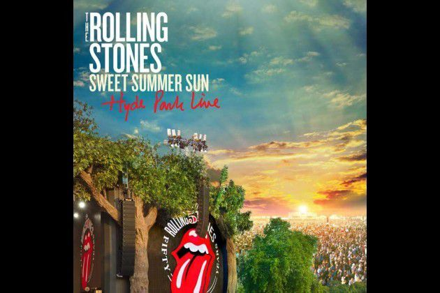 10. 'Hyde Park Live' (2013) : During their 50th anniversary celebration, the Stones returned to London's Hyde Park to pay tribute to one of their most famous and historic gigs: A free 1969 outing performed just two days after Brian Jones' death that was also Mick Taylor's first show with the band. Also released on DVD, 'Hyde Park Live' pretty much amounts to a greatest-hits concert album by the '10s-era Stones: long on timeless songs, short on inspiration.