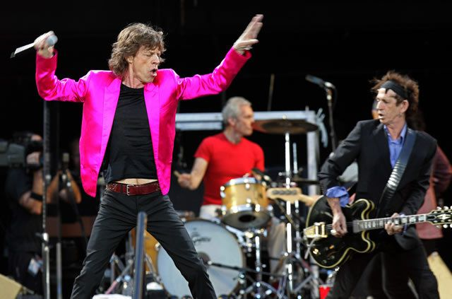 Rolling Stones adds second date for Mexico