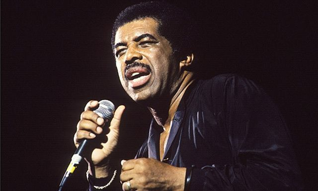 Ben E King in 1987. The appeal of his songs now seems ageless
