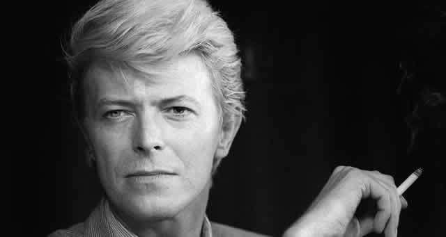 David Bowie, ici photographié en 1983, est décédé dimanche à l'âge de 69 ans