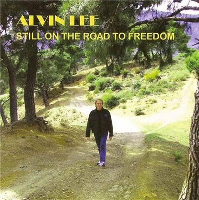 Guitarist Alvin Lee dies