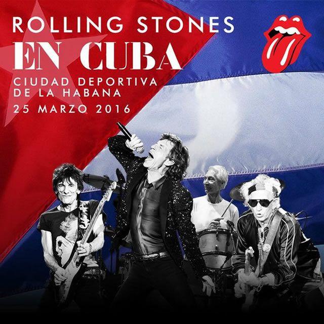 Les Rolling Stones à Cuba : l'autre révolution