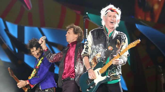 Le show historique des Rolling Stones à Cuba