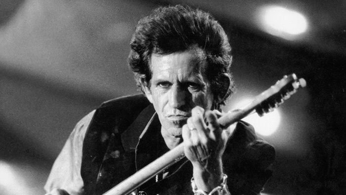 The Rolling Stones: Keith Richards s'en prend à Adele