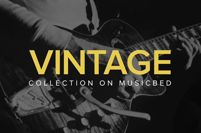 Vintage Collection on Musicbed