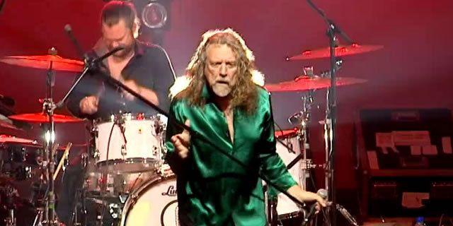 Robert Plant à Colmar