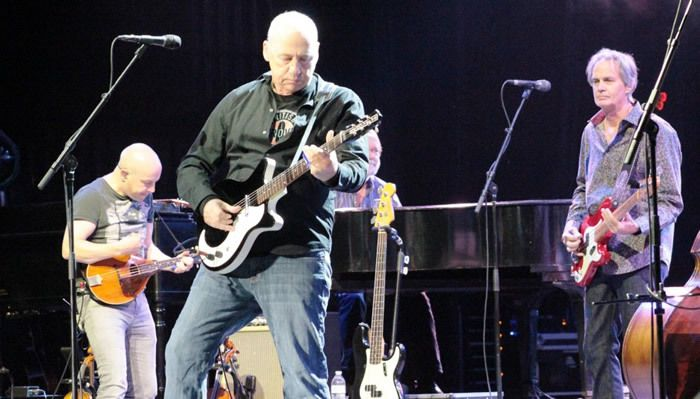 Former members of Dire Straits return for two new concerts in Romania