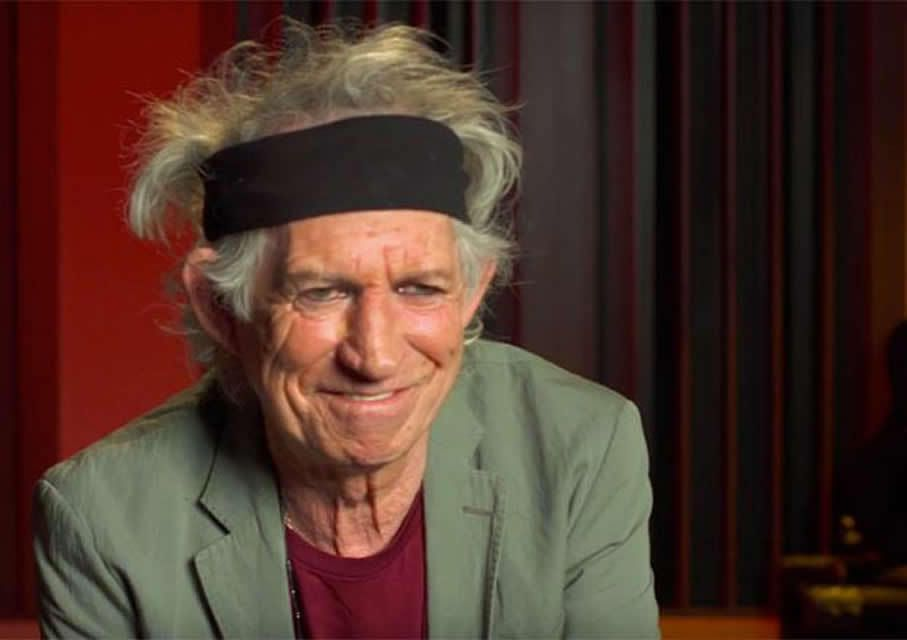 "Keith Richards: ""This Is What I Play When I Play Guitar for Myself"""