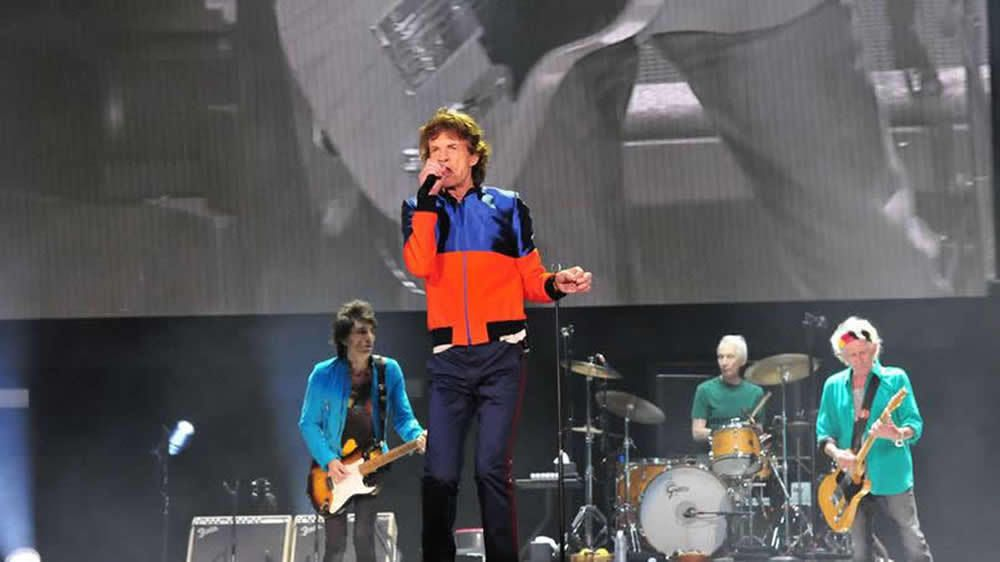 The Rolling Stones - Come Together - Live - Desert Trip - Indio Ca - October 7, 2016
