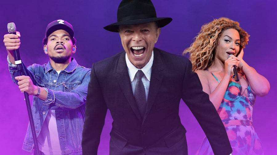 Chance the Rapper, David Bowie and Beyoncé made some of the best albums of 2016