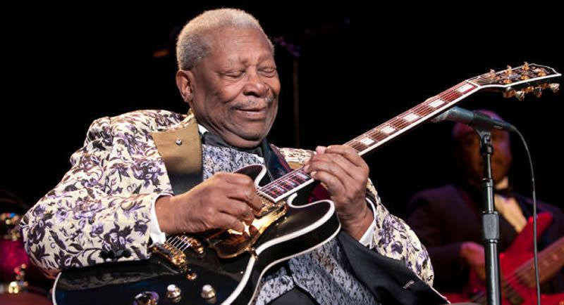 BB King: The King is gone but the thrill remains