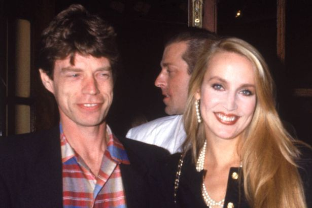 He was with Jerry Hall for 23 years
