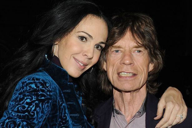 Sir Mick was devastated by the death of L'Wren Scott