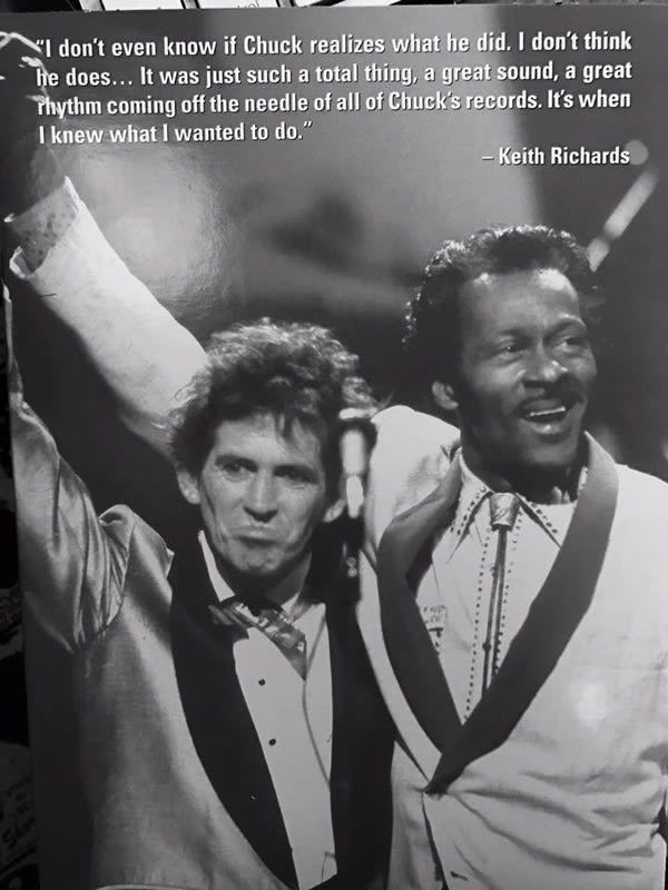 hommage chuck berry