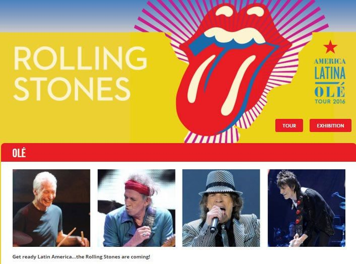 Olé Olé Olé ! Le documentaire The Rolling Stones le 26 mai prochain