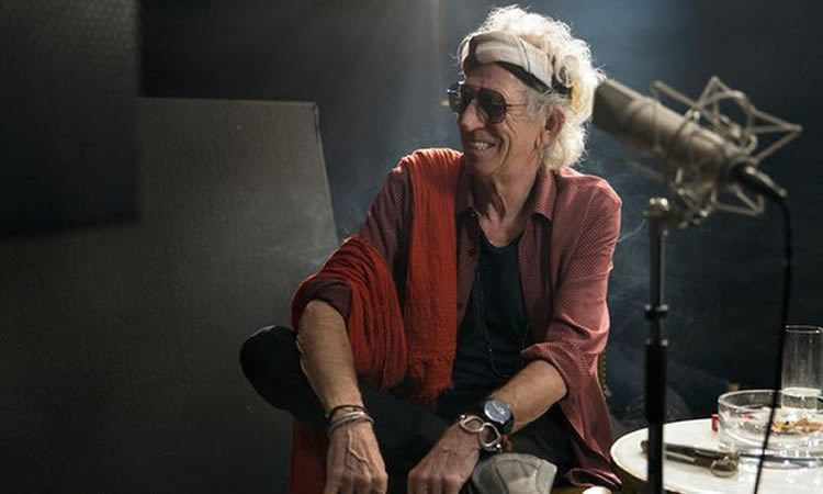 Keith Richards, who will front a new documentary by Julien Temple as part of a new BBC season, My Generation. Photograph: Jane Rose