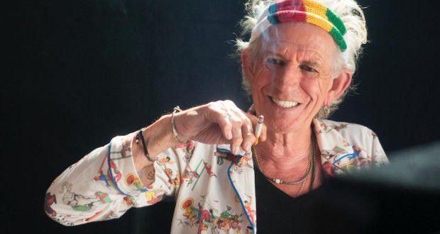 Keith Richards, 73 ans plus tard
