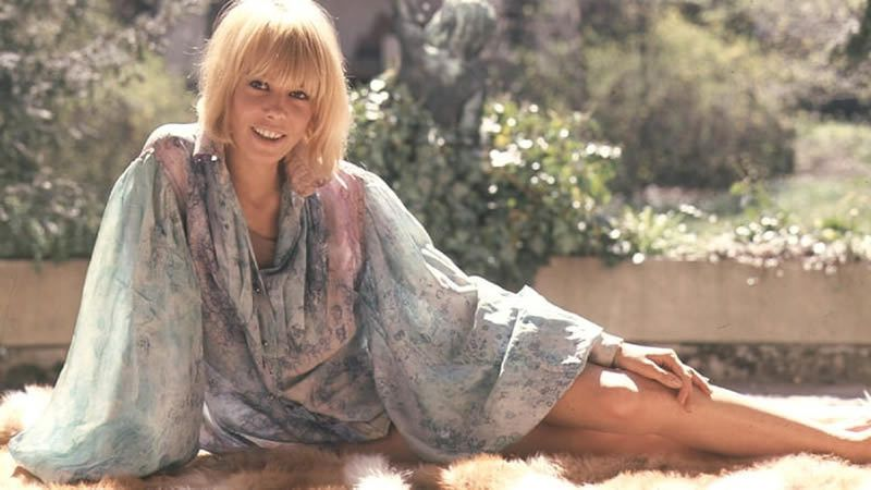 "Of Anita Pallenberg, Rob Sheffield writes Keith Richards' ex was ""a rock & roll legend in herself, a crucial part of the Rolling Stones' mystique"" Mangold/Camera Press/Redux"