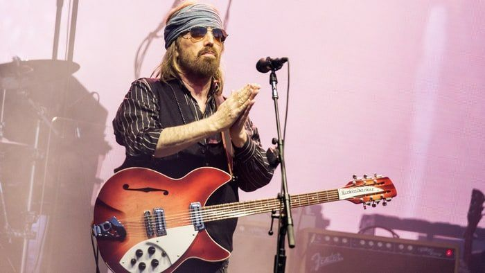 """Behind the scenes as Tom Petty and the Heartbreakers battle the elements, remember old times and celebrate a 40-year bond during their """"last big one"""" Daniel DeSlover/ZUMA"""