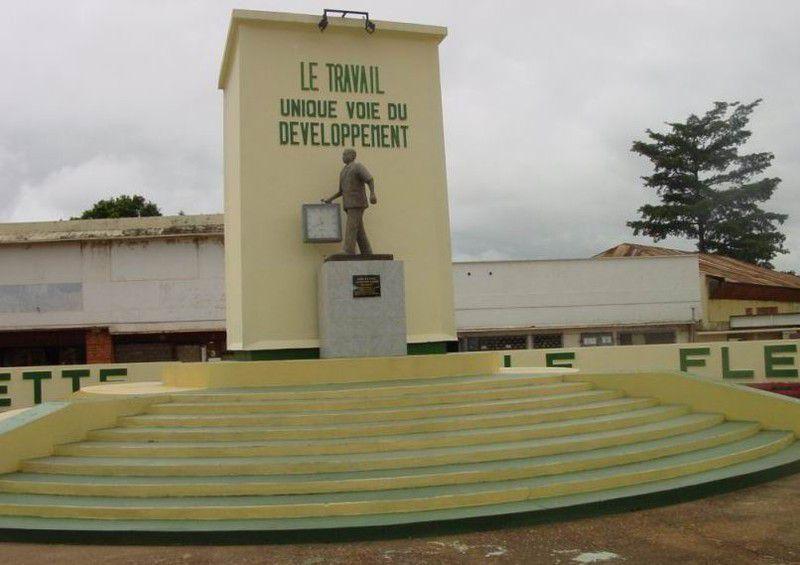 Vues de Bangui - 2008