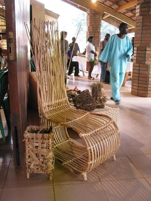 CENTRAFRIQUE : quelques photos d'expositions sur l'art