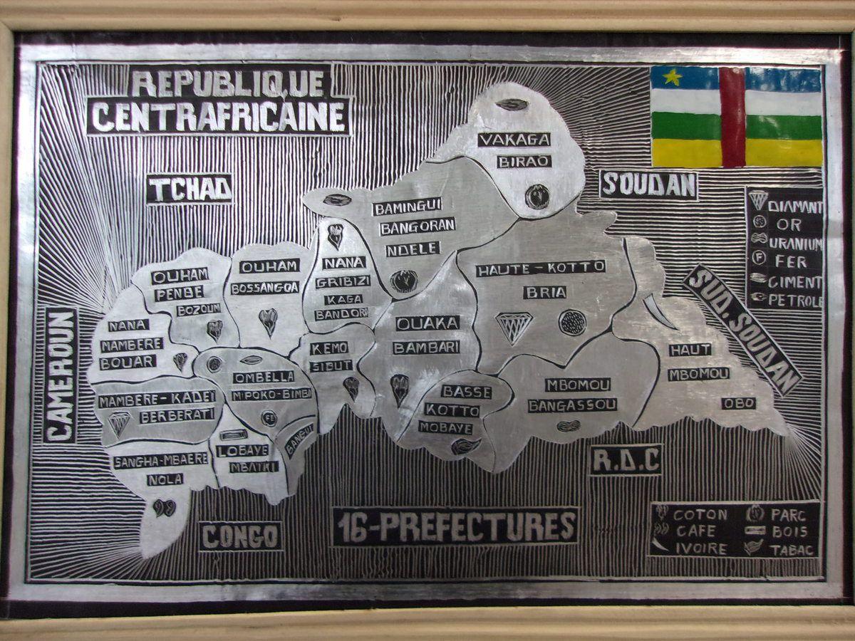 MES SOUVENIRS 2013 : Journée du patrimoine culturel Centrafricain