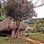 CENTRAFRIQUE : album de Sangha Lodge
