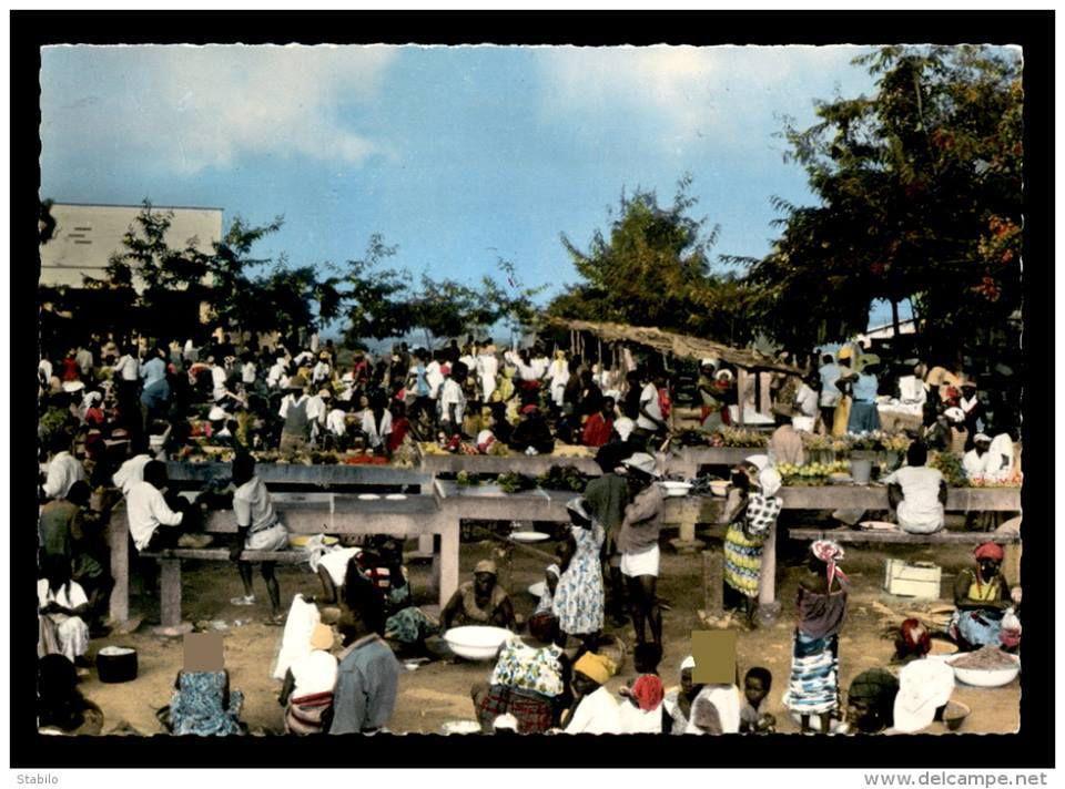 Centrafrique : la ville de Bouar