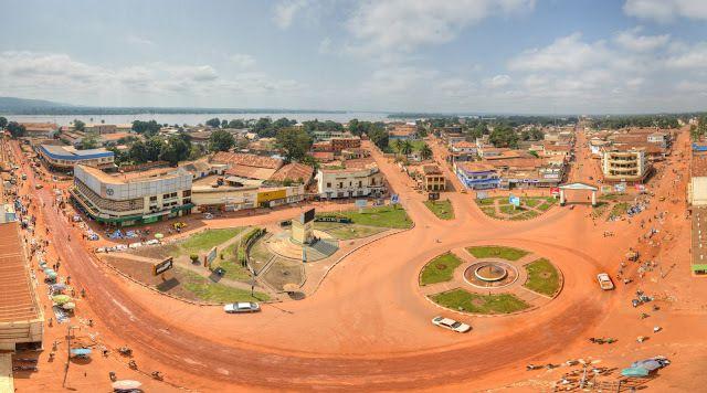 Bangui la Coquette ou un moment de rêve de Victor BISSANGUE
