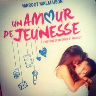 Un Amour De Jeunesse De Margot Malmaison Le Coin Des Bouquins