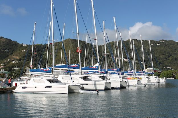 Best places and sailing