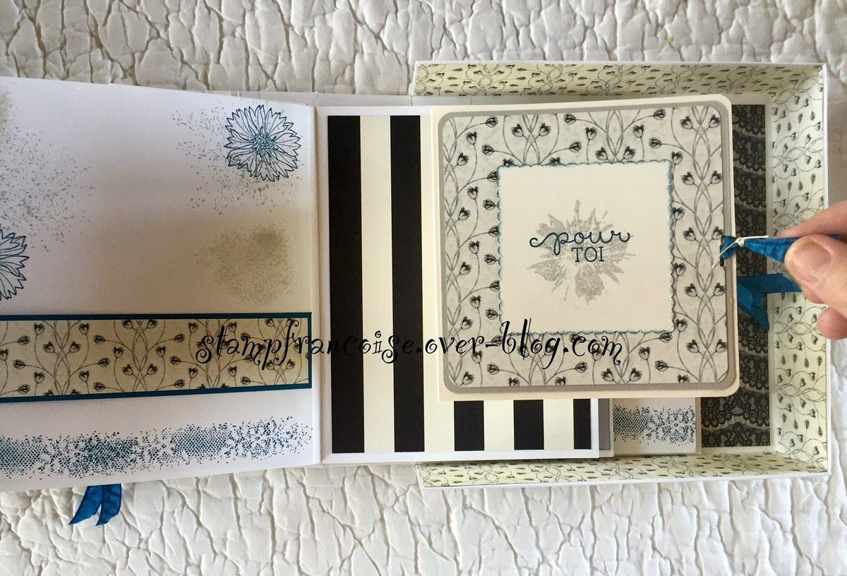 Atelier Album Stampin Up