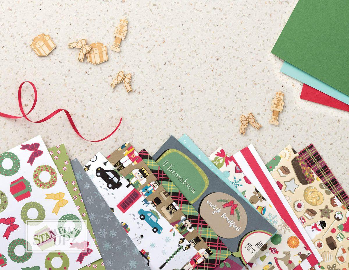 ref:144629papier de la série Design Noël autour du monde catalogue hiver