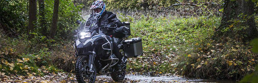 Nouveau Michelin Anakee Wild : le pneu pour les trails qui vont dans les chemins