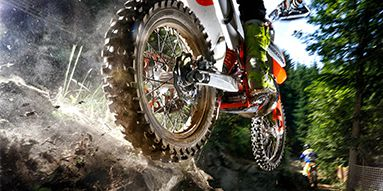 Nouveau pneu cross 2017 : Bridgestone BattleCross X10